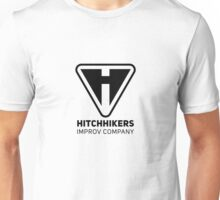 Hitchhikers Improv (Black) Unisex T-Shirt
