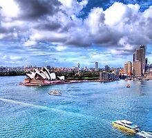 Sydney Blues by Ed Pereira