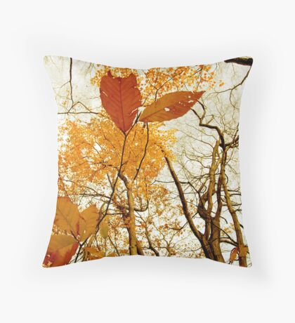 Withering Heights Throw Pillow