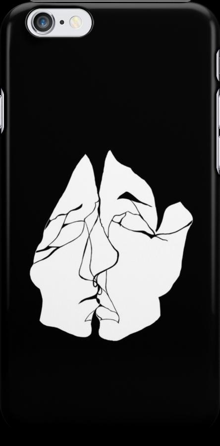 kiss by Irina Kolpaschikova