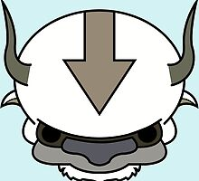 Appa - Avatar: The Last Airbender by JakeSynth