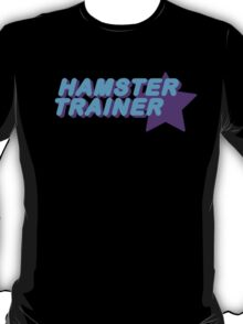Hamster Trainer Blue/Purple T-Shirt