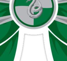 Sailor Slytherin Sticker