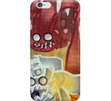 So Many Faces iPhone Case/Skin