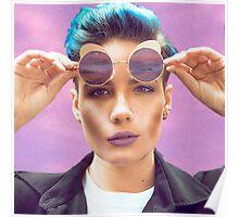 Lilac Sky (No Words) Poster