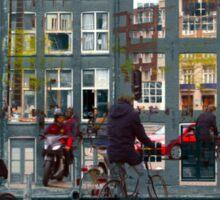 Amsterdam 24 Sticker