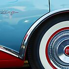 1956 Buick Century Wheel by Jill Reger