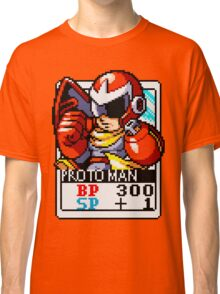 Proto Man Classic T-Shirt
