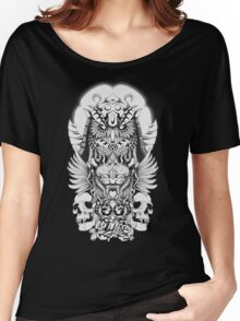Good Night, My Guardian Women's Relaxed Fit T-Shirt