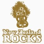 NZ rocks by clockworkshirts