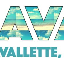 Lavallette NJ Sticker