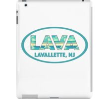 Lavallette NJ iPad Case/Skin