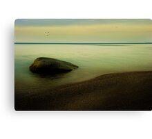 The Great Lake Huron Canvas Print