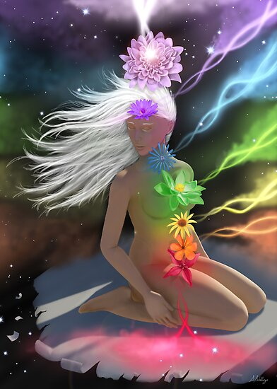 Chakras by Shaun Schellings