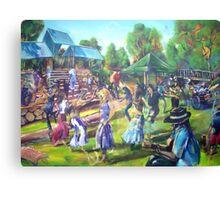 Nambour Originals No 2 Canvas Print
