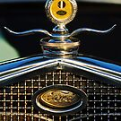 Ford &quot;Boyce MotoMeter&quot; Hood Ornament 2 by Jill Reger