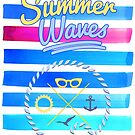 Summer waves by dadawan