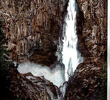 Upper Yosemite Falls by Sally Sargent