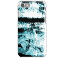 Blue Abstraction iPhone Case/Skin