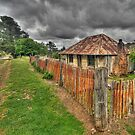 Country Living - Beyers Cottage - Hill End, NSW - The HDR Experience by Philip Johnson