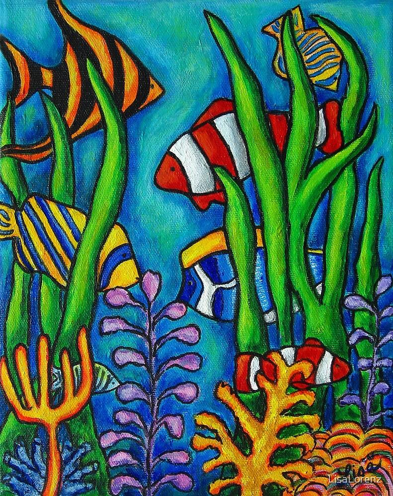 Tropical Gems by LisaLorenz