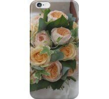 Brides Bouquet iPhone Case/Skin