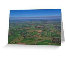 Invergordon Farmlands Greeting Card