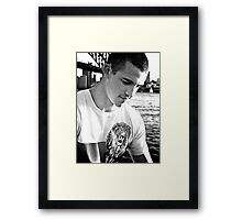 All Star Promotions Framed Print