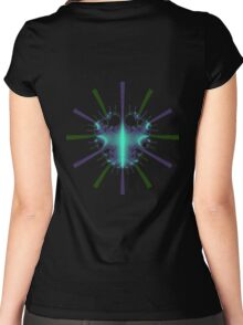 Potex Women's Fitted Scoop T-Shirt