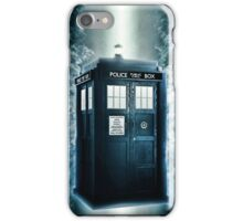 Journey to another Dimension iPhone Case/Skin