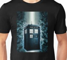 Journey to another Dimension Unisex T-Shirt