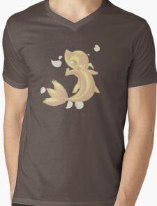 Snivy Mens V-Neck T-Shirt