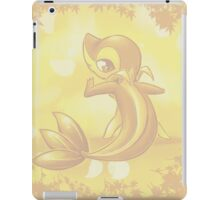 Snivy iPad Case/Skin