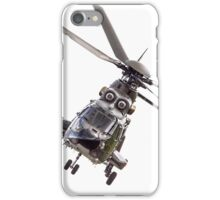 Swiss Cougar helicopter T-340 iPhone Case/Skin