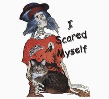 I Scared Myself by Terri Chandler