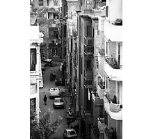 A day in the life - Cairo Photographic Print