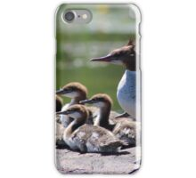 Duck Family iPhone Case/Skin