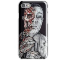 Breaking Bad Gus Fring as Gangster iPhone Case/Skin