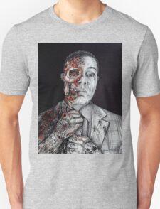 Breaking Bad Gus Fring as Gangster T-Shirt
