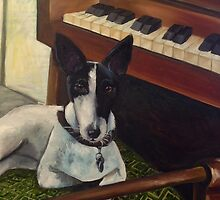 Pepper the Pianist by Skye Tranter