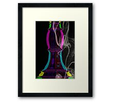 Genie in a Bottle © Framed Print