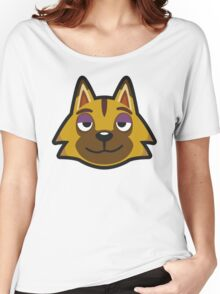 KYLE ANIMAL CROSSING Women's Relaxed Fit T-Shirt