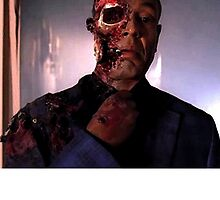 Breaking Bad Gus Fring Final Scene by spink2kproducts