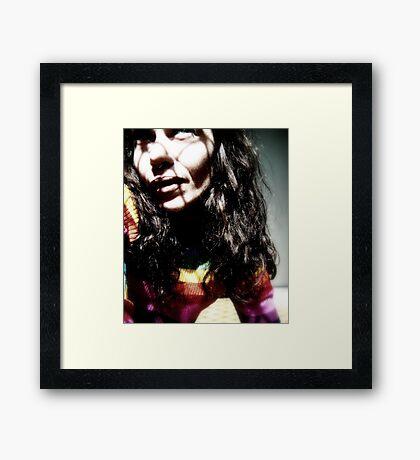 I've been Framed Framed Print