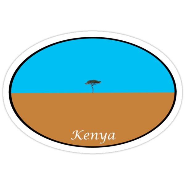 Kenya by David Fraser
