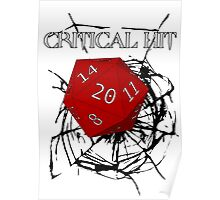 CRITICAL HIT ! Poster