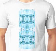 Baby Blue Petal Unisex T-Shirt