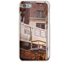 L Train iPhone Case/Skin