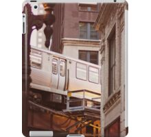 L Train iPad Case/Skin