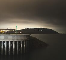 Greystones Night by Shay Murphy